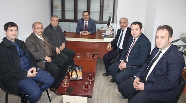 Teknik Kolej ve Türkeli işbirliği içinde olacak