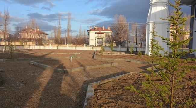 Atatürk Camisi ibadete açılıyor