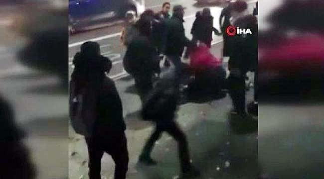 İngiltere'de Müslüman kız çocuğuna saldıran çift gözaltında