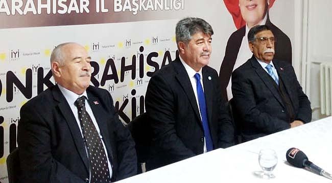 Önergelerimizi AKP ret etti