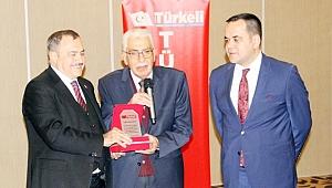 TÜRKELİ GAZETESİ'NDE 69 YILLIK VEFA