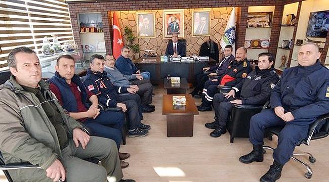 """""""ACİL ÇAĞRI'DA 112 TEK NUMARA"""""""