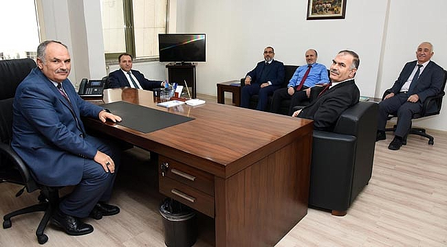 "AKÜ GENEL SEKRETERLİĞİNE ""CERAN"" ATANDI"