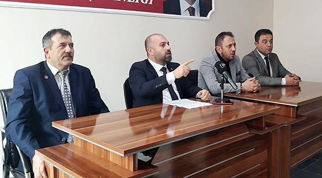 """""""ALDANAN BİR DIŞ POLİTİKA YÜRÜTÜLMEYECEK"""""""