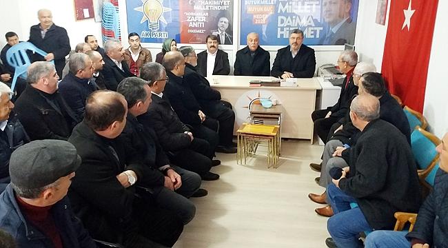 """""""GAYRET SARF ETTİĞİMİZ BİR YIL OLDU"""""""