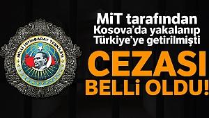 MİT'in yakaladığı Günakan'a FETÖ'den 8 yıl hapis