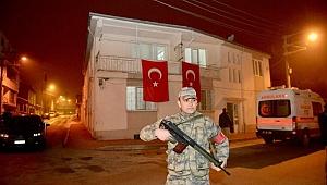 Piyade Binbaşı Tombul'un şehadet haberi Eskişehir'deki babaevine ulaştı