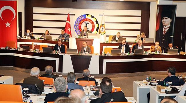 ATSO meclis üyelerine İŞKUR destekleri anlatıldı