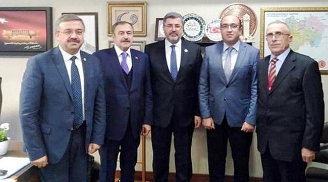 Başkan Çöl'den Ankara çıkarması
