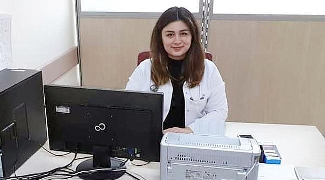 DR. PINAR EREL GÖREVE BAŞLADI