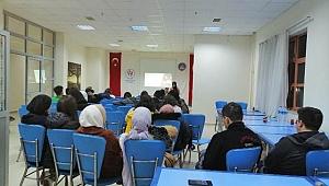 Öğrencilerine çeşitli eğitimler verildi