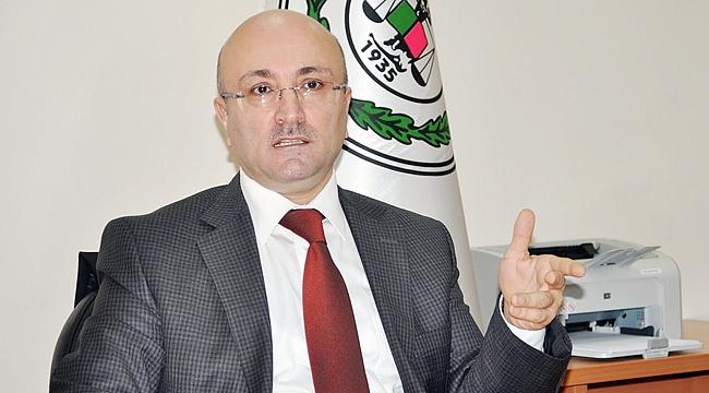 """""""SEÇİM SİSTEMİ DEĞİŞİKLİĞİNİ DOĞRU BULMUYORUZ"""""""