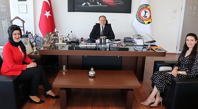 ATOM KARINCA AKADEMİ'DEN SERTESER'E ZİYARET