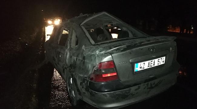 Otomobil takla attı; 1 ölü, 5 yaralı
