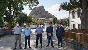 """""""PANDEMİ DÖNEMİNDE EĞİTİM SORUNLARINI ÇÖZMEYE TALİBİZ"""""""