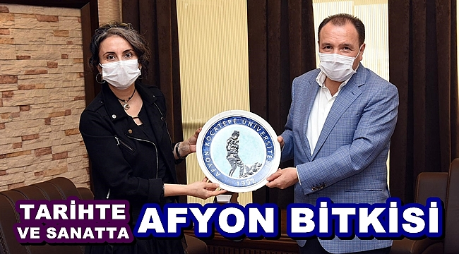"""TARİHTE VE SANATTA AFYON BİTKİSİ"""