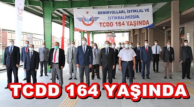 TCDD 164 YAŞINDA