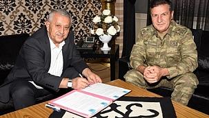 MSB ile Belediye arasında protokol imzalandı