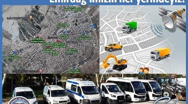 Emirdağ Belediyesi teknolojisini geliştiriyor