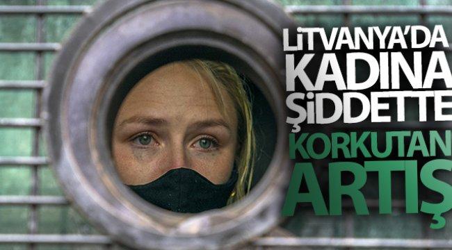 Litvanya'da kadına yönelik şiddet ve kadın cinayetlerinde korkutan artış