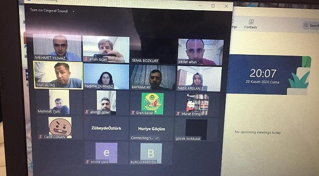 Öğretmenlere sosyal medya konferansı