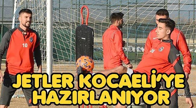 JETLER KOCAELİ'YE HAZIRLANIYOR