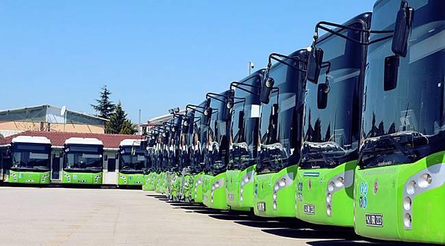 18 adet otobüs alınacak