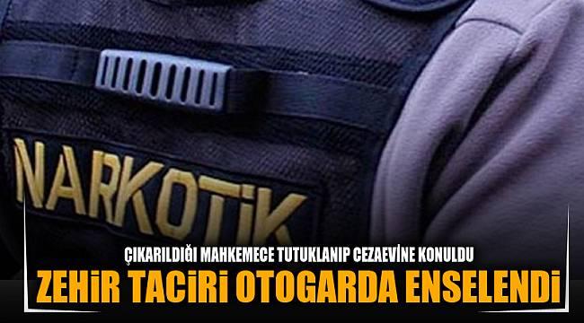 ZEHiR TACiRi OTOGARDA ENSELENDi