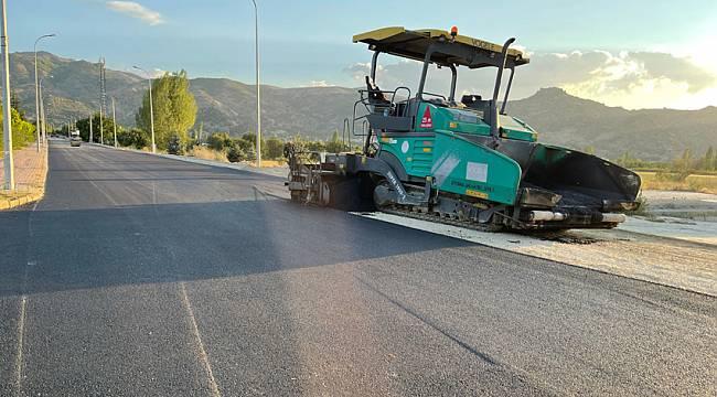 Erkmen Belediyesinde asfalt çalışmaları başladı