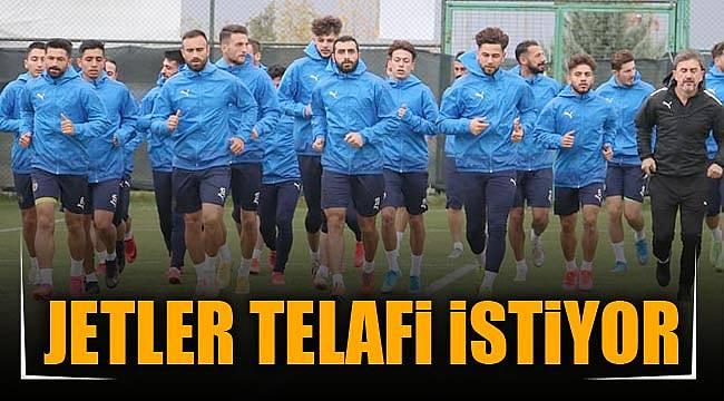 JETLER TELAFİ İSTİYOR