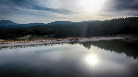 Akdağ Tabiat Parkı'nda sezon sona eriyor