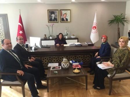 Çöl Ankara ziyaretlerine devam ediyor