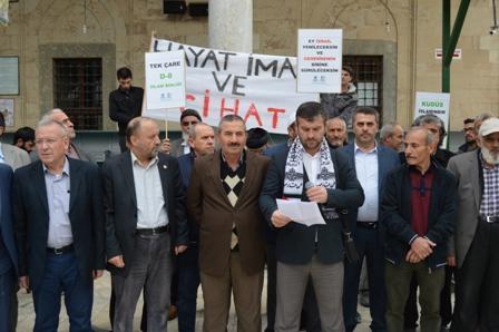 İsrail'in Gazze'deki saldırılarına tepkiler