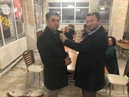 İYİ Parti Çay Belediye Başkan Adayı Dündar