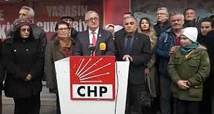 """""""Ömer Akyıldız"""" CHP Merkez İlçe Başkanlığına Aday Oldu"""