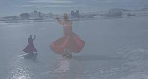 -Visit Afyon – Bahadır Okyar, Emre Gölü'nde semazen gösterisi yaptı