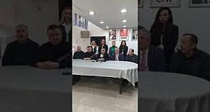 CHP Basın Toplantısı 12. 02. 2020