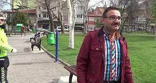 POLİSTEN KAÇMAYA ÇALIŞAN 64 YAŞINDAKİ VATANDAŞ