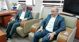 """""""Sezen ve Yurdunuseven ziyaret turuna çıktı"""""""