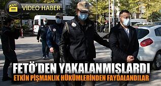 FETÖ'den gözaltına alınan 4 kişi etkin pişmanlık hükümlerinden faydalandı